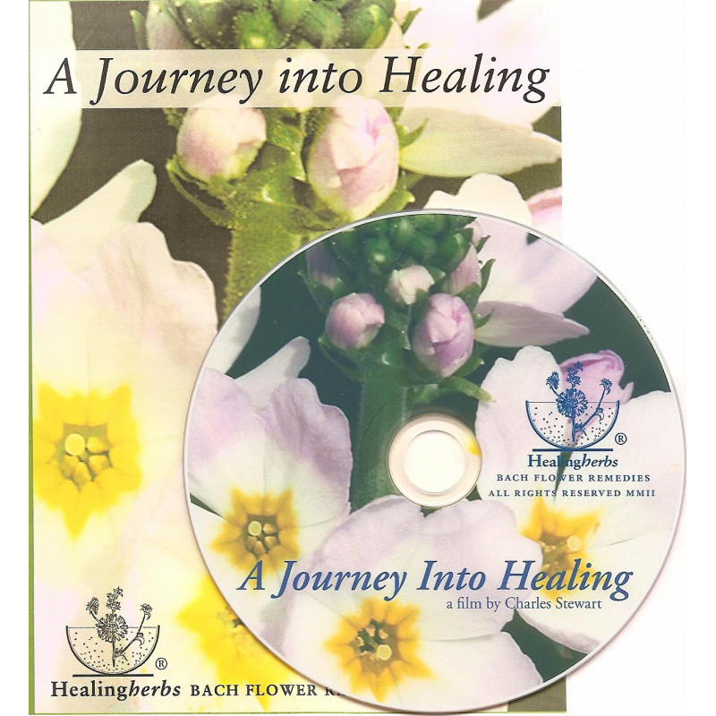 """DVD """"A Journey into Healing"""""""
