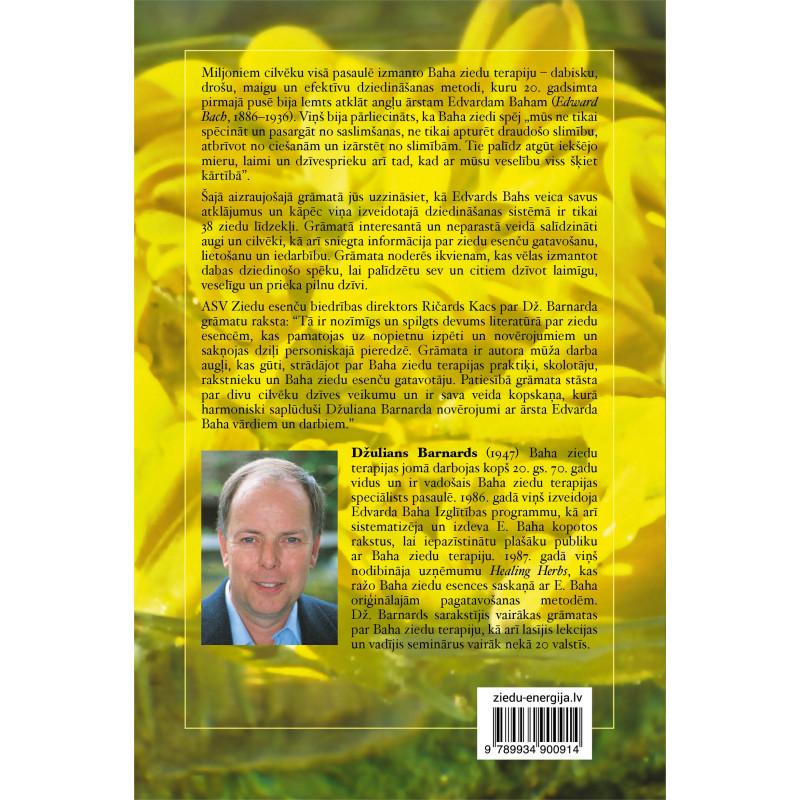 """Dž. Barnards """"Baha ziedu terapija"""""""