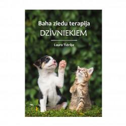 """L. Tidriķe """"Baha ziedu terapija dzīvniekiem"""""""