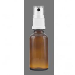 Stikla pudelīte ar izsmidzinātāju (PS), 30 ml