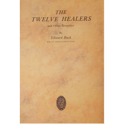 """E. Bach """"The Twelve Healers and Other Remedies"""""""